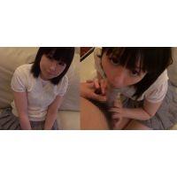 歌舞伎町ホスト逆援交【その3】高校中退したばかりの童顔娘(18歳)後輩ホストJOYと3人でENJOY