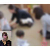 【乳首チラ】とあるベ●マサークルの風景{vol.32〜33セット}童顔巨乳ママ・ふわふわガールママさん