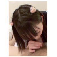 永瀬ひなちゃん[2] 射精後のち●ぽをねっとりフェラ+唾垂らし手コキで抜く。顔出し動画
