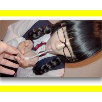 家○教師の教え子 チン●スまみれ濃厚フェラからのイラマ喉奥大量射精、精液どばどば【フルHD】