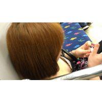 【HD】胸チラ動画027