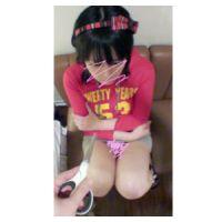【復讐】彼女の妹 紗菜のパンチラ 顔出 写真