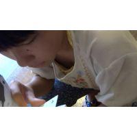 【フルHD】リアル胸チラハンターvol.499