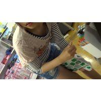 【フルHD】リアル胸チラハンターvol.73