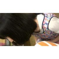 【フルHD】リアル胸チラハンターvol.566