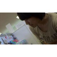 【フルHD】リアル胸チラハンターvol.288
