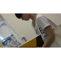 【フルHD】リアル胸チラハンターvol.1387