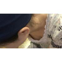 【フルHD】リアル胸チラハンターvol.526