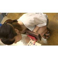 【フルHD】 リアル胸チラハンター vol.45