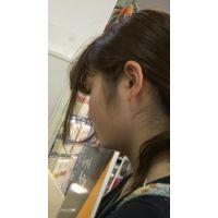 【フルHD】リアル胸チラハンターvol.344