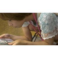 【フルHD】リアル胸チラハンターvol.640