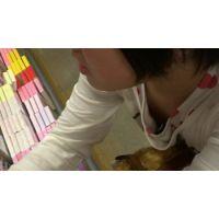 【フルHD】リアル胸チラハンターvol.186