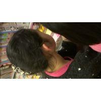 【フルHD】リアル胸チラハンターvol.214