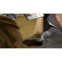 【フルHD】リアル胸チラハンターvol.681