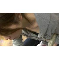 【フルHD】リアル胸チラハンターvol.1197
