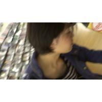 【フルHD】リアル胸チラハンターvol.867