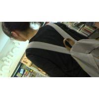 【フルHD】リアル胸チラハンターvol.355