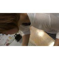 【フルHD】リアル胸チラハンターvol.575