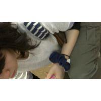 【フルHD】リアル胸チラハンターvol.877