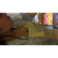 【フルHD】リアル胸チラハンターvol.478