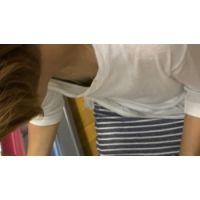 【フルHD】リアル胸チラハンターvol.574