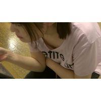 【フルHD】リアル胸チラハンターvol.601