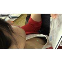 【フルHD】リアル胸チラハンターvol.74