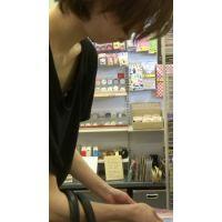 【フルHD】リアル胸チラハンターvol.730