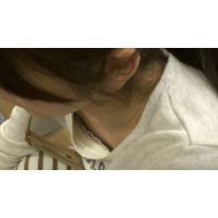 【フルHD】リアル胸チラハンターvol.306