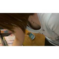 【フルHD】リアル胸チラハンターvol.542