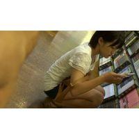 【フルHD】 リアル胸チラハンター vol.28