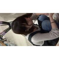 【フルHD】リアル胸チラハンターvol.633