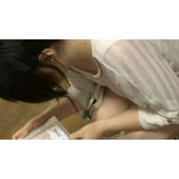 【フルHD】リアル胸チラハンターvol.513