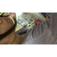 【フルHD】リアル胸チラハンターvol.352