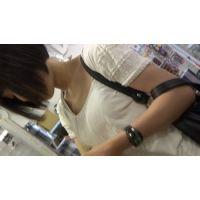 【フルHD】リアル胸チラハンターvol.496