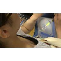 【フルHD】リアル胸チラハンターvol.444