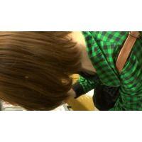 【フルHD】リアル胸チラハンターvol.234