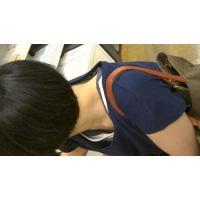 【フルHD】リアル胸チラハンターvol.391