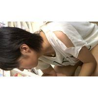 【フルHD】リアル胸チラハンターvol.593