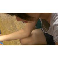 【フルHD】リアル胸チラハンターvol.535