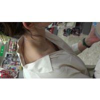 【フルHD】リアル胸チラハンターvol.82