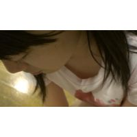 【フルHD】リアル胸チラハンターvol.393