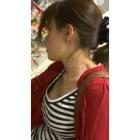 【フルHD】リアル胸チラハンターvol.225
