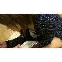 【フルHD】リアル胸チラハンターvol.787