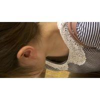 【フルHD】リアル胸チラハンターvol.150