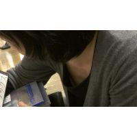 【フルHD】リアル胸チラハンターvol.1159