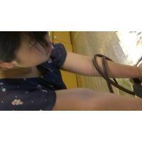 【フルHD】リアル胸チラハンターvol.1369