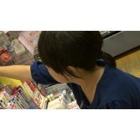 【フルHD】リアル胸チラハンターvol.415