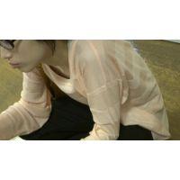 【フルHD】リアル胸チラハンターvol.905