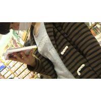 【フルHD】リアル胸チラハンターvol.863